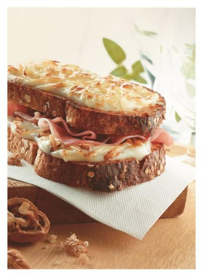 Croque Monsieur au Beaufort